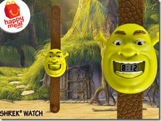 happymeal shrek