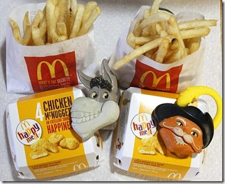 Mc Donalds to be sued for toys in happy meal