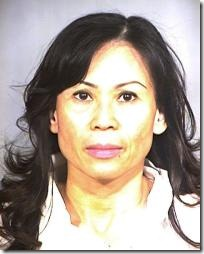Catherine Kieu, 48 cut off her husband's penis and ground it up with the garbage disposal