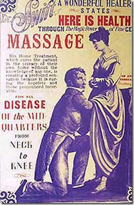 But he is a Doctor! Medical massage to orgasm