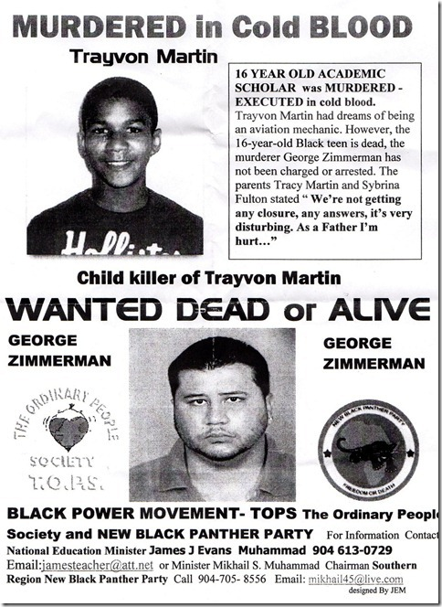 george-zimmermann-wanted-dead-or-alive-new-black-panther-paryt[6]