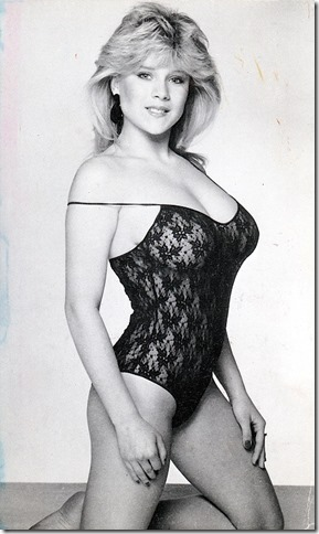 "At age 16, Samantha Fox posed nude for ""The Sun"""