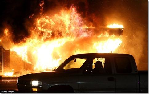 Ferguson-fires