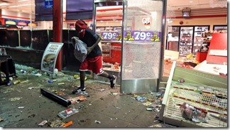 Impeach Obama for lies to incite race riots, looting, witness intimidation in FERGUSON